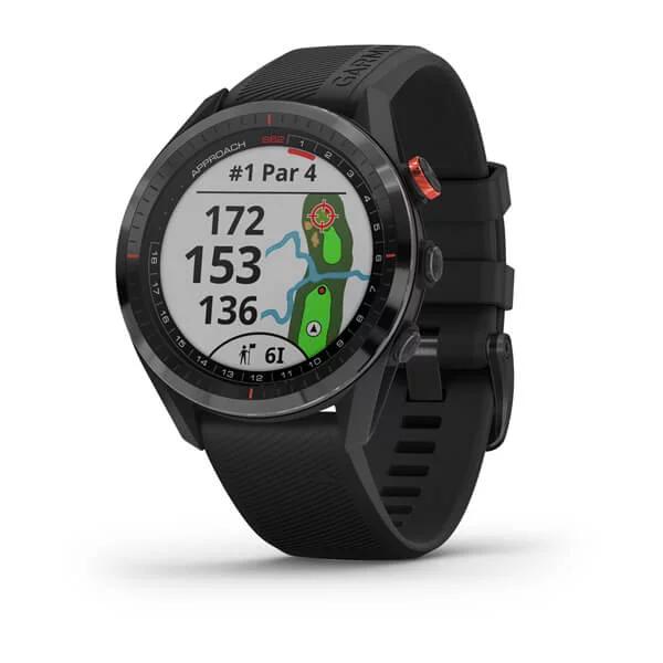 MONTRE GPS GARMIN APPROACH S62 - gps et télémètres de golf