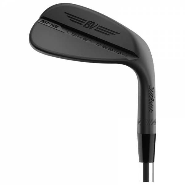 WEDGE TITLEIST SM8 JET BLACK - clubs de golf
