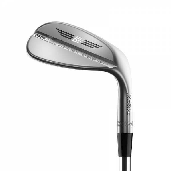 WEDGE TITLEIST SM8 TOUR CHROME - clubs de golf