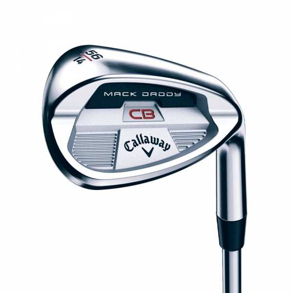 WEDGE CALLAWAY MACK DADDY CB GRAPHITE - clubs de golf