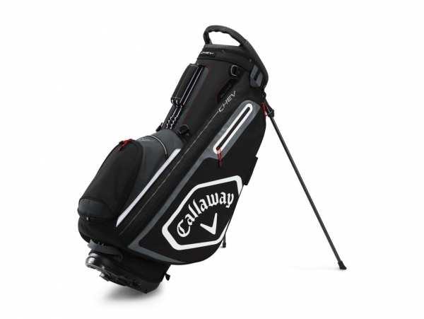 SAC PORTABLE CALLAWAY CHEV  NOIR - sacs de golf