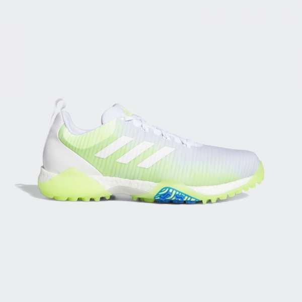 CHAUSSURE ADIDAS CODECHAOS JAUNE - chaussures de golf