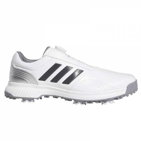 CHAUSSURES ADIDAS CP TRAXION BOA BLANCHE - chaussures de golf