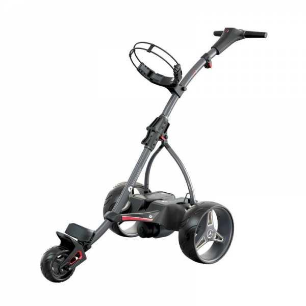 CHARIOT ELECTRIQUE MOTOCADDY S1 2020 GRAPHITE - chariots de golf