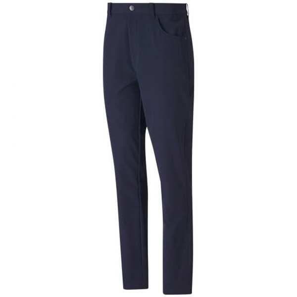 PANTALON HOMME PUMA POCKET UTILITY MARINE - vêtements de golf