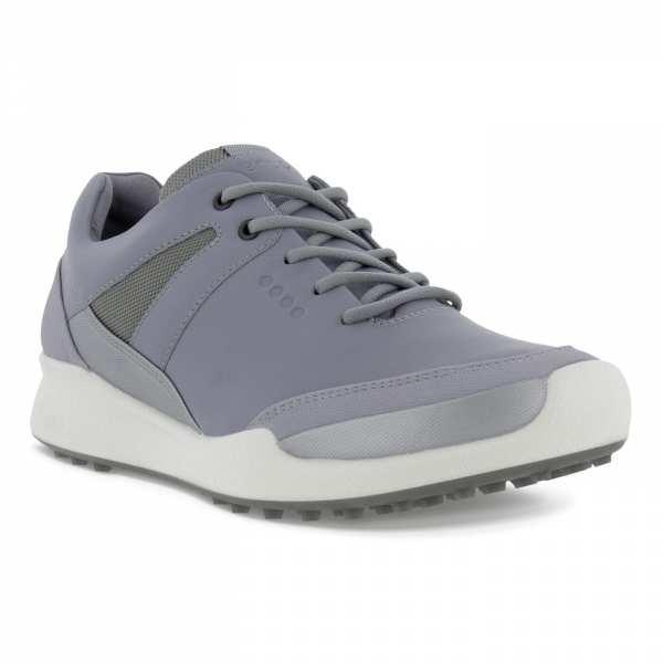 CHAUSSURES FEMME ECCO BIOM HYBRID GRIS ARGENT / ARGENT MÉTALLIQUE - chaussures de golf